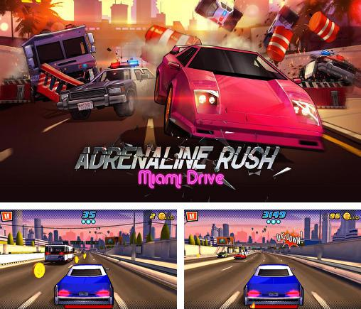 In addition to the game Toyshop Adventures 3D for Android phones and tablets, you can also download Adrenaline rush: Miami drive for free.