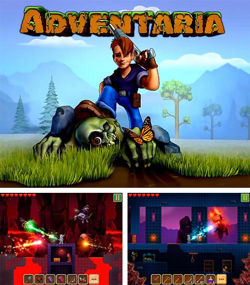 Adventaria: 2D world of craft and mining