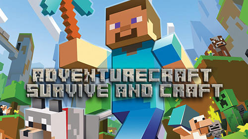 Adventure craft: Survive and craft обложка