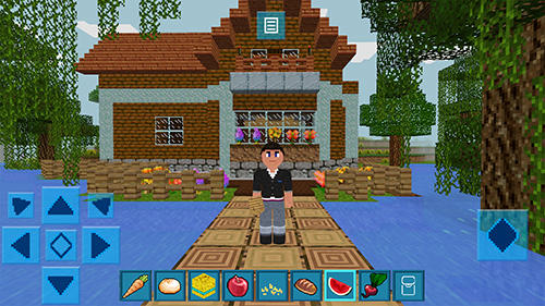 Adventure craft: Survive and craft screenshot 2