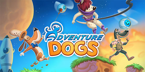 Adventure dogs poster