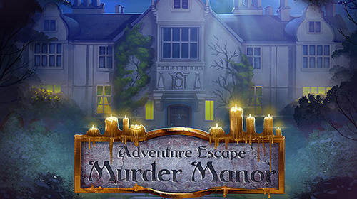 Adventure escape: Murder inn poster