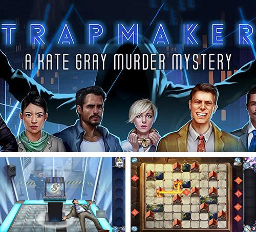 Adventure escape mysteries. Trapmaker