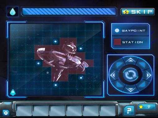 Screenshots von Adventure escape: Space crisis für Android-Tablet, Smartphone.