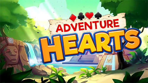 Adventure hearts: An interstellar card game saga poster