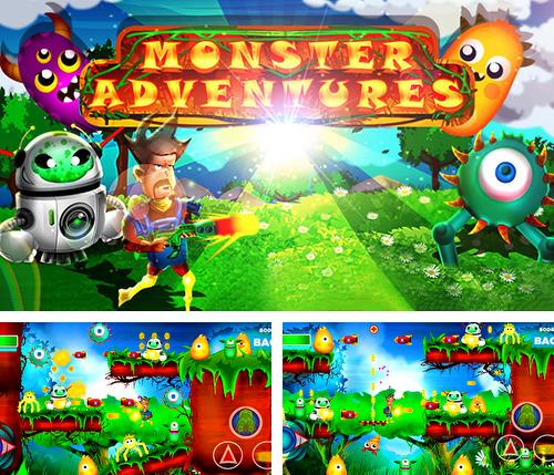 Adventure quest monster world
