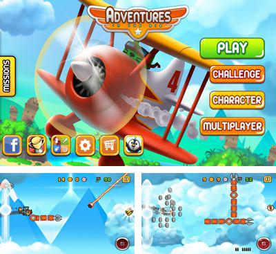 In addition to the game Car town streets for Android phones and tablets, you can also download Adventures in the air for free.