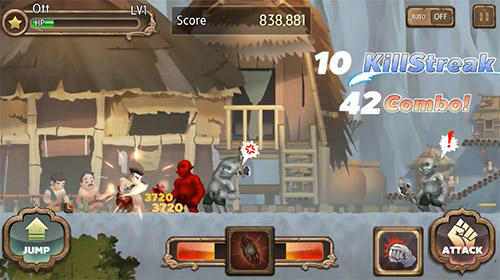 Screenshots von Adventures. Nine Satra: Mobile für Android-Tablet, Smartphone.