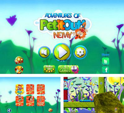 In addition to the game Steel Storm One for Android phones and tablets, you can also download Adventures of Pet It Out Nemy for free.