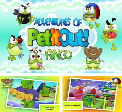 In addition to the game 4 teh Birds for Android phones and tablets, you can also download Adventures of Pet It Out Ringo for free.
