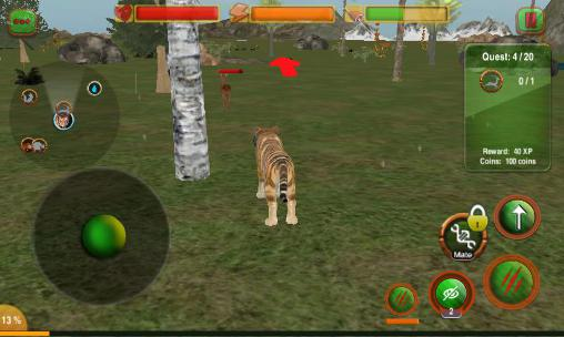 Screenshots von Cube worm für Android-Tablet, Smartphone.