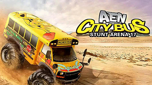 AEN city bus stunt arena 17 обложка