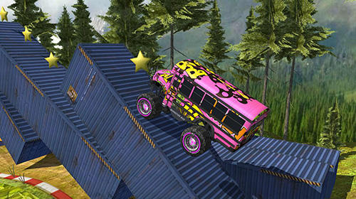 Screenshots von AEN city bus stunt arena 17 für Android-Tablet, Smartphone.
