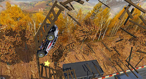 AEN City limousine stunt arena screenshot 1