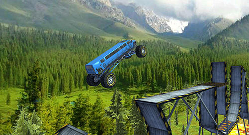 AEN City limousine stunt arena screenshot 3