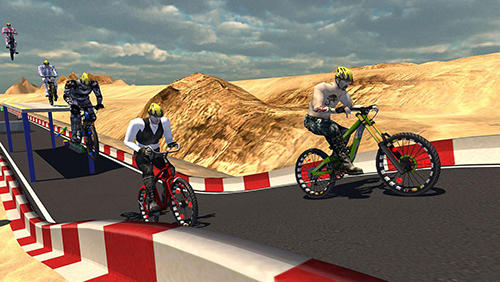 Screenshots von Tour de France 2018: Official bicycle racing game für Android-Tablet, Smartphone.