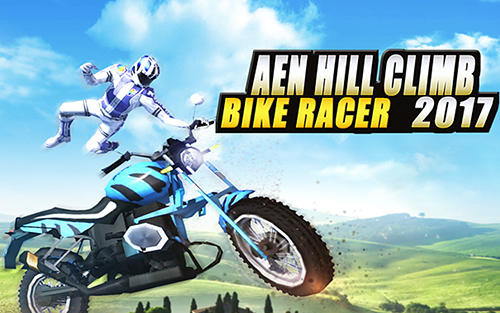 AEN Hill climb bike racer 2017 обложка