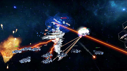 Aeon wars: Galactic conquest screenshot 3