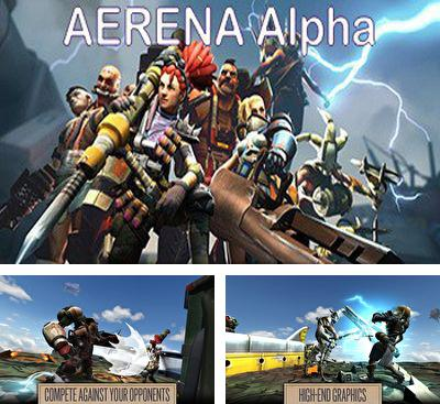 In addition to the game ARC Squadron Redux for Android phones and tablets, you can also download Aerena Alpha for free.
