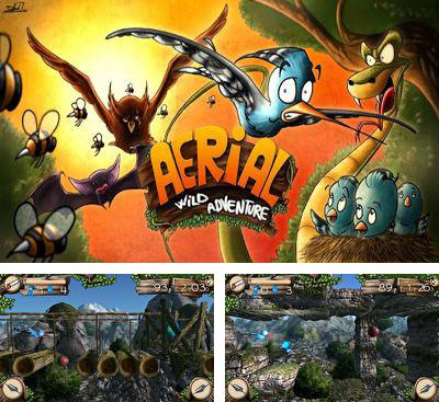 In addition to the game Ultimate Mission 2 HD for Android phones and tablets, you can also download Aerial Wild Adventure for free.