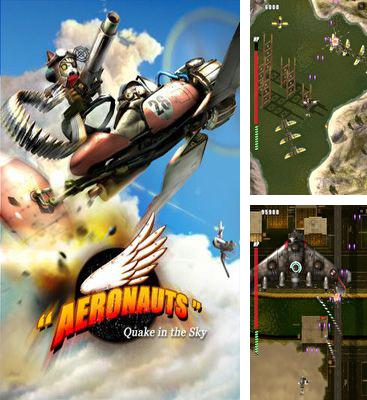 Aeronauts Quake in the Sky