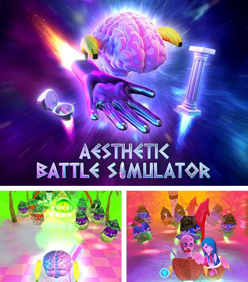 Aesthetic battle simulator