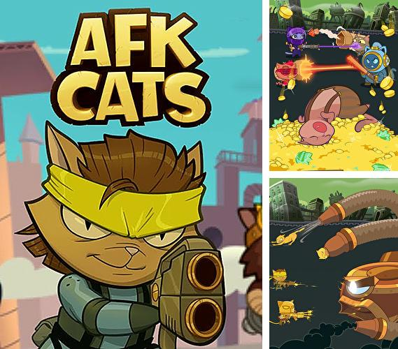 AFK Cats - Idle arena with cat heroes