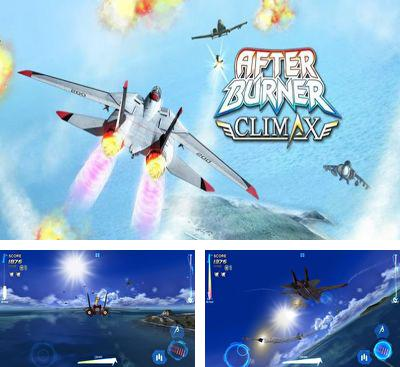 In addition to the game After burner climax for Android, you can download other free Android games for ZTE Nubia Z9 Max.