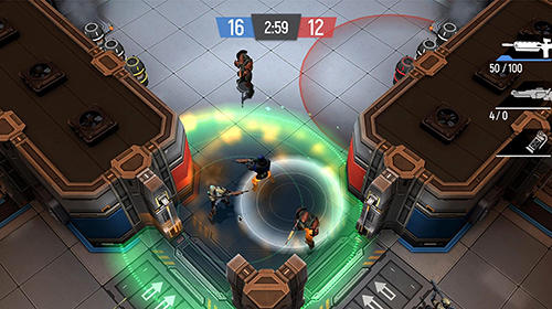 Screenshots von Aftermath: Online PvP shooter für Android-Tablet, Smartphone.