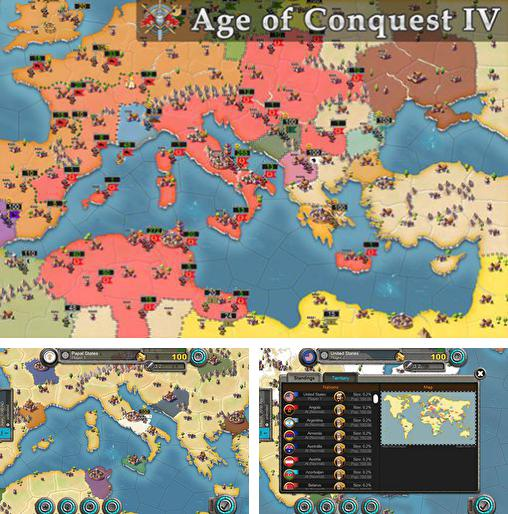 In addition to the game Lux DLX: Risk game for Android phones and tablets, you can also download Age of conquest 4 for free.