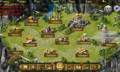 Jogue Red sun RTS para Android. Jogo Red sun RTS para download gratuito.