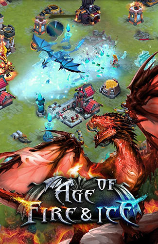 Age of fire and ice poster