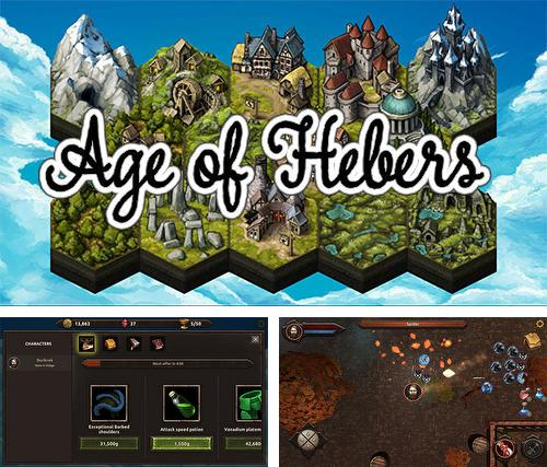 In addition to the game Mystery dungeon: Roguelike RPG for Android phones and tablets, you can also download Age of Hebers for free.