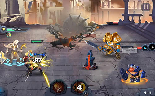 Age of heroes: Conquest screenshot 2