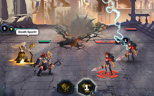 Age of heroes: Conquest screenshot 3