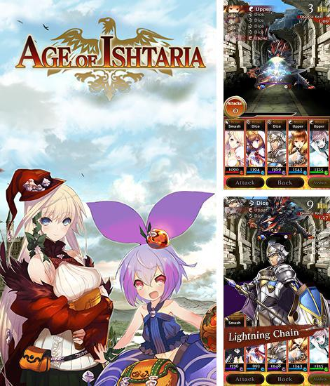Age of Ishtaria: Action battle RPG