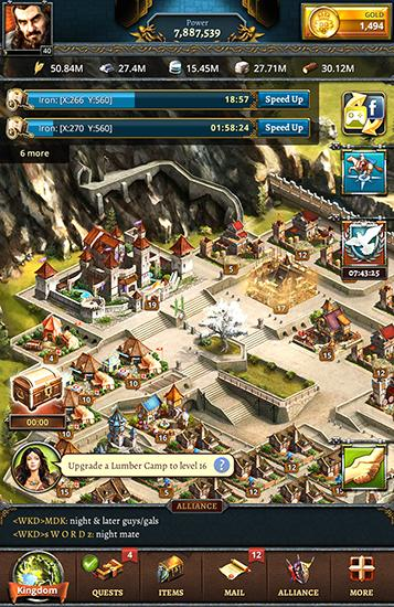 Age of lords screenshot 1