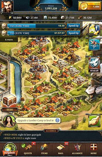 Age of lords screenshot 2