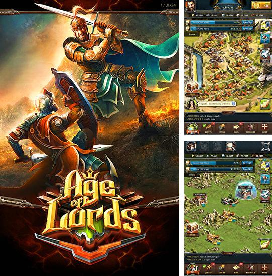 In addition to the game Age of Empire for Android phones and tablets, you can also download Age of lords for free.