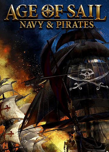 Age of sail: Navy and pirates poster