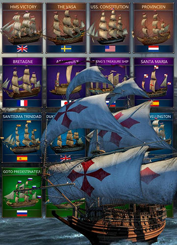 Age of sail: Navy and pirates screenshot 5