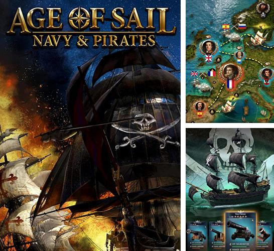Age of sail: Navy and pirates