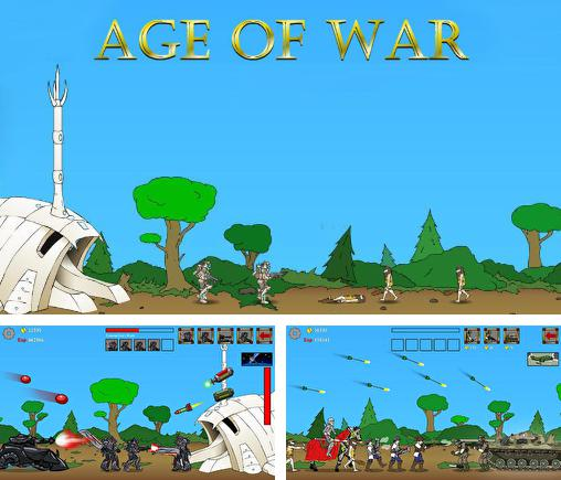 In addition to the game The wars 2: Evolution - Begins for Android phones and tablets, you can also download Age of war by Max games studios for free.