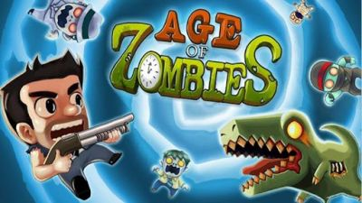 Age of zombies poster