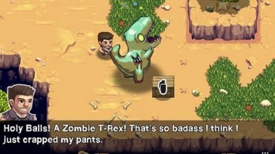 Age of zombies screenshot 1