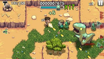 Age of zombies screenshot 2