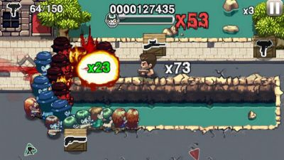 Age of zombies screenshot 3