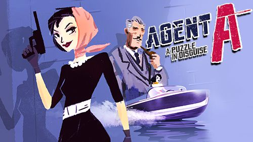 Agent A: A puzzle in disguise for Android - Download APK free