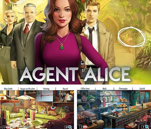In addition to the game CSI Miami for Android phones and tablets, you can also download Agent Alice for free.