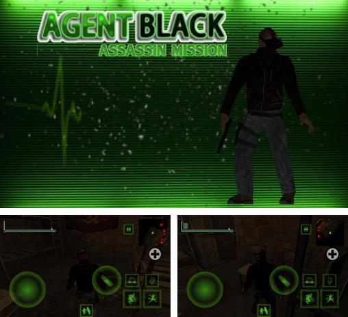 In addition to the game Splinter Cell Blacklist Spider-Bot for Android phones and tablets, you can also download Agent Black : Assassin mission for free.